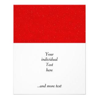 rainy day 14216 red (I) Flyer