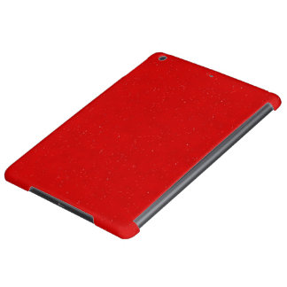 rainy day 14216 red (I) iPad Air Covers