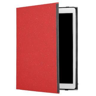 """rainy day 14216 red (I) iPad Pro 12.9"""" Case"""