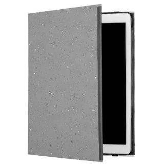 """rainy day 14216 silver (I) iPad Pro 12.9"""" Case"""