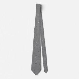 rainy day 14216 silver (I) Tie