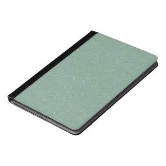 rainy day 14216 teal (I) iPad Air Case
