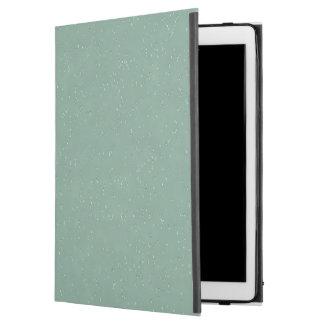 """rainy day 14216 teal (I) iPad Pro 12.9"""" Case"""