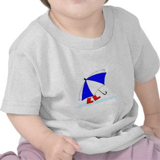 Rainy Day Baby Shirt