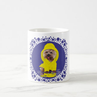 Rainy Day Cairn Terrier Coffee Mug
