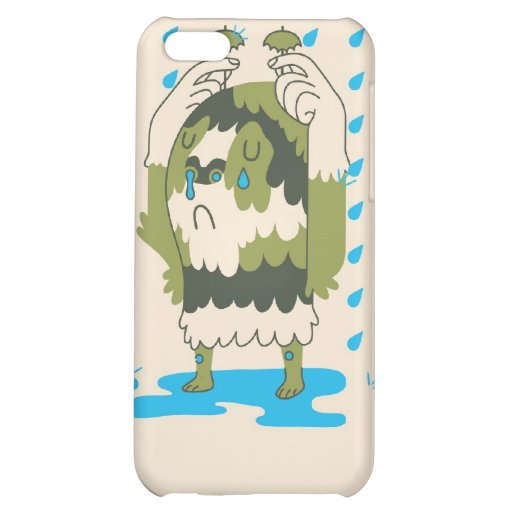 Rainy Day Case For iPhone 5C
