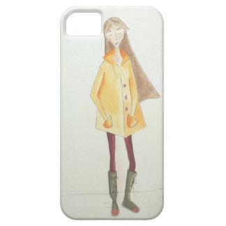Rainy Day Contentment iPhone SE/5/5s Case