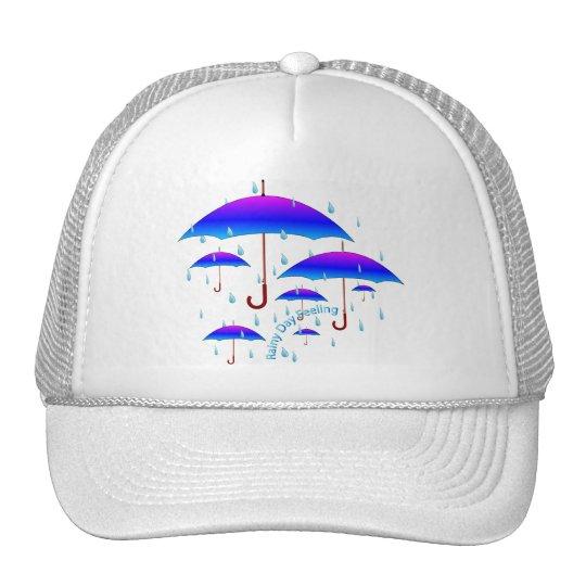 Rainy Day Feeling Trucker Hat