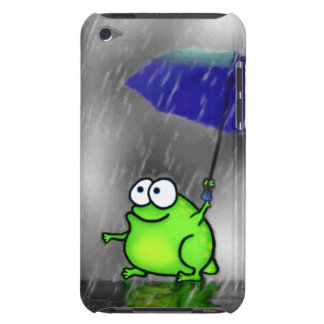 Rainy Day Frog iPod Touch Cover