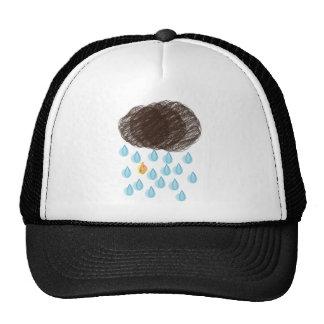 Rainy Day Furball Trucker Hat