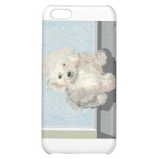 Rainy Day Hug iPhone 5C Cover