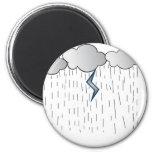Rainy_Day Imán Para Frigorifico