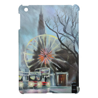 Rainy day in Edinburgh iPad Mini Cover