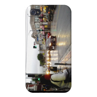 Rainy Day In Los Angeles Cover For iPhone 4