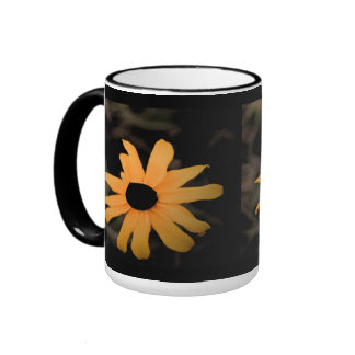 Rainy Day in the Black Hills Ringer Coffee Mug