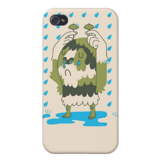 Rainy Day iPhone 4/4S Cover