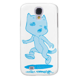 Rainy Day Kitten iPhone 3G/3GS Shell Galaxy S4 Cover
