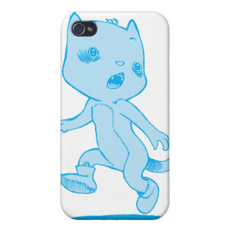 Rainy Day Kitten IPhone 4 Case