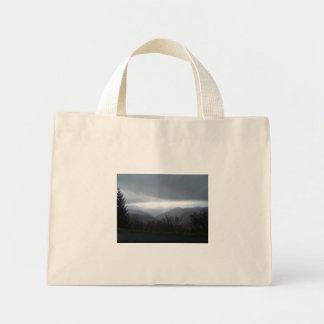 Rainy Day Mini Tote Bag
