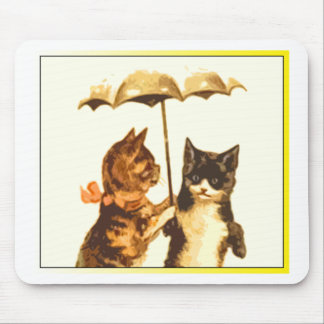 Rainy Day Mouse Pad