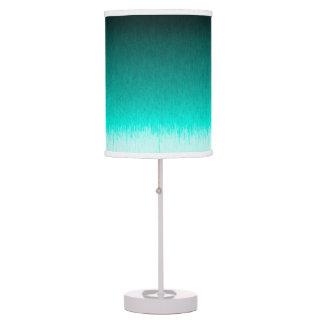 Rainy Day Ombre Desk Lamp
