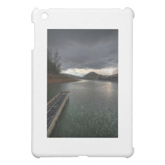 Rainy Day On Center Hill iPad Mini Case