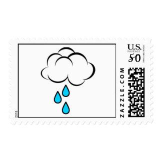 rainy day postage