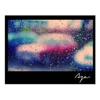 Rainy Day Postcards