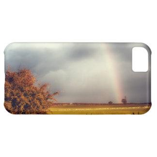 Rainy Day Rainbow iPhone 5C Cover