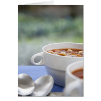 Rainy Day Soup Card