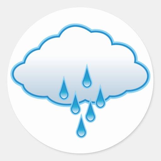 Rainy Day Stickers