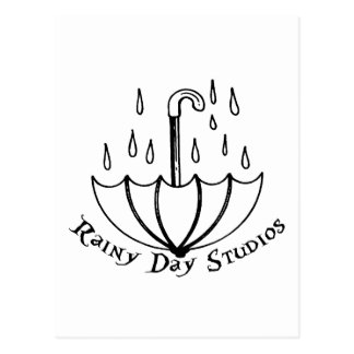 Rainy Day Studios Postcard