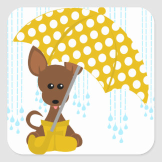 Rainy Day Tiny Sticker