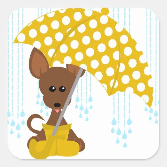 Rainy Day Tiny Sticker
