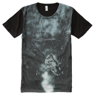 Rainy Days All-Over-Print Shirt