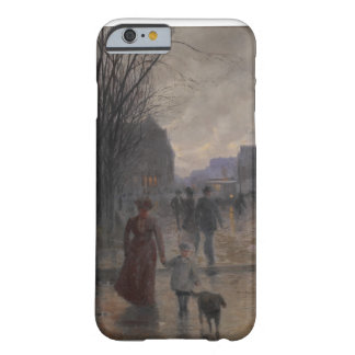 Rainy Evening on Hennepin Avenue, c.1902 Barely There iPhone 6 Case