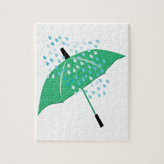 Rainy Umbrella Puzzles