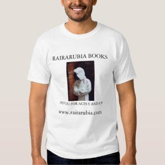 Rairarubia Books T-Shirt