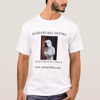 Rairarubia Books T-Shirt