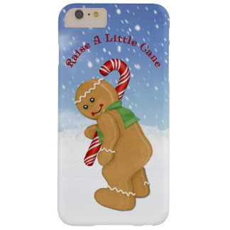 Raise A Little Cane Humor Barely There iPhone 6 Plus Case