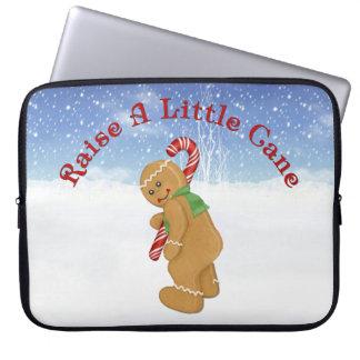 Raise A Little Cane Laptop Sleeve
