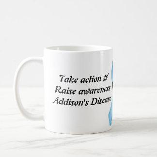 Raise awareness coffee mug