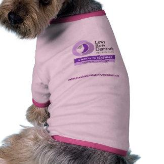 Raise LBD Awareness Internationally Dog T Shirt