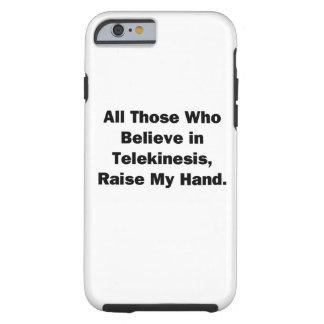 Raise My Hand Tough iPhone 6 Case