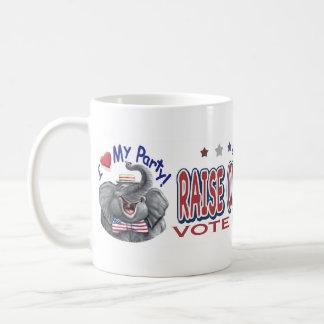 Raise Our Children Right Mug