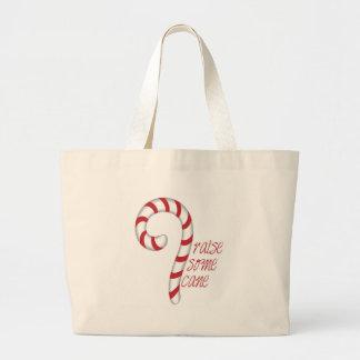 Raise Some Cane Canvas Bag