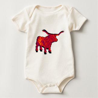 Raise the Beast Baby Bodysuit