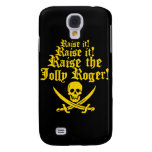Raise The Jolly Roger Samsung Galaxy S4 Case