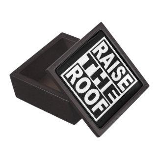 Raise the Roof Jewelry Box