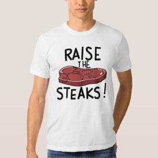 Raise the Steaks! Shirt